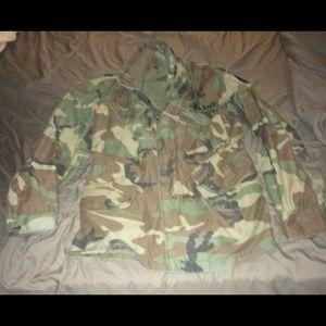 Other - Vintage M-65 Field Jacket